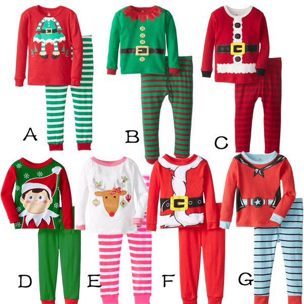 Compare Prices on Striped Christmas Pajamas- Online Shopping/Buy ...