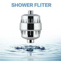 Water Purifier Tap Softener Removal Chlorine Water Filter Contaminants Strainer For Home Bathroom Kitchen Health