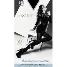 Колготки женские Argentovivo Thermo Bamboo 240