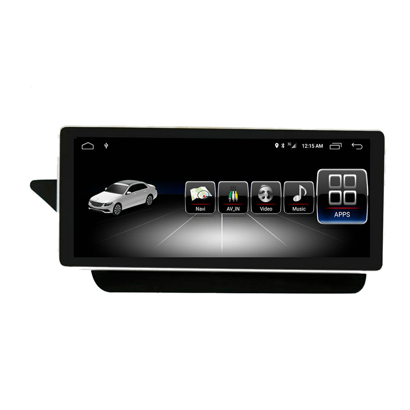 Voiture GPS navigation pour Benz E Coupe 2015 2016 Android 10.25