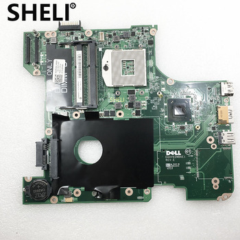 SHELI для DELL N4110 интегрированная материнская плата DA0V02MB6E1 CN-0FH09V 0FH09V FH09V