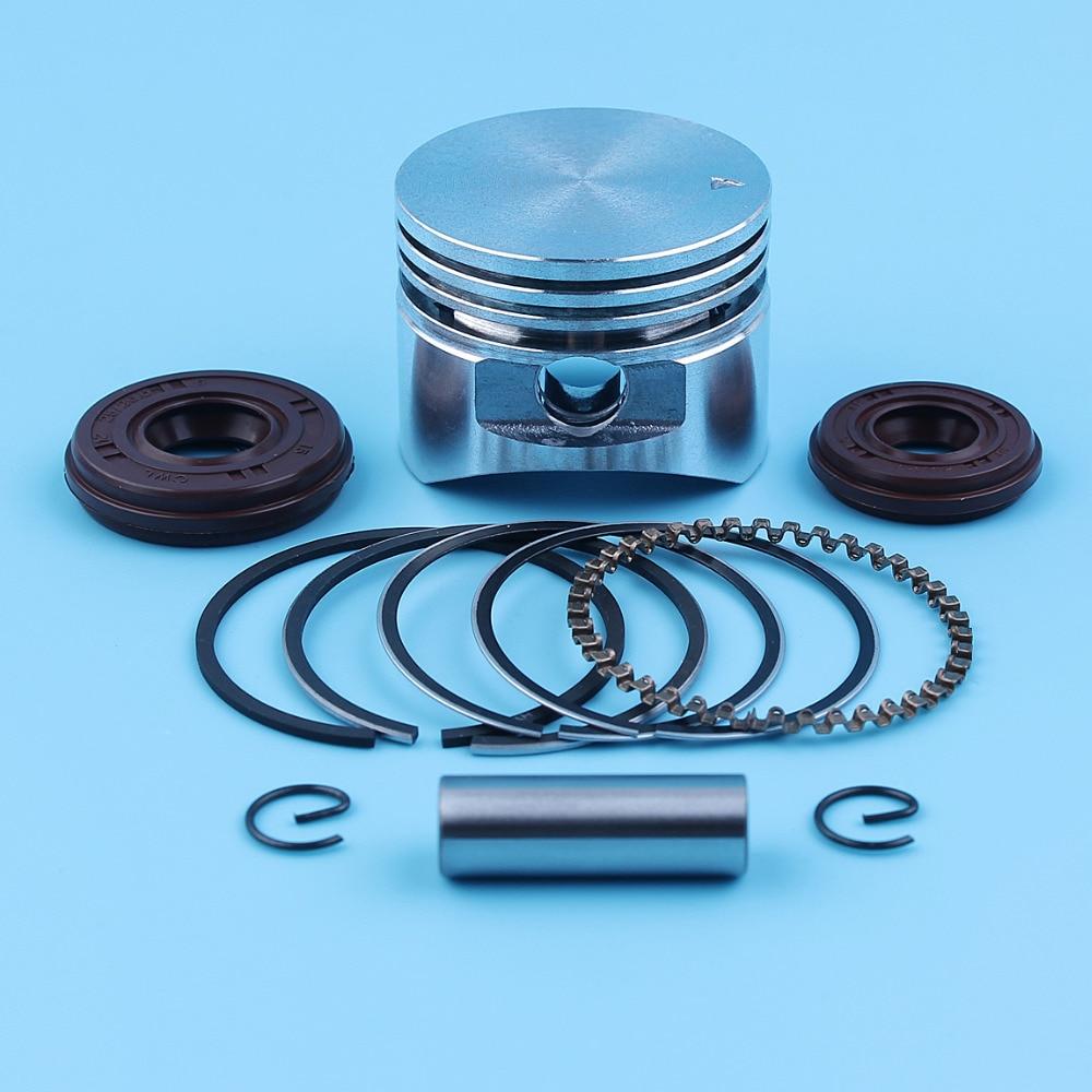 35mm Piston Ring Oil Seals Kit Fit Honda GX25 GX25N GX25NT FG110 HHT25S Engine Trimmer Brushcutter Mower35mm Piston Ring Oil Seals Kit Fit Honda GX25 GX25N GX25NT FG110 HHT25S Engine Trimmer Brushcutter Mower