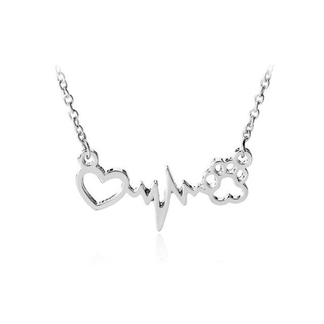 Love Pets Style Necklace