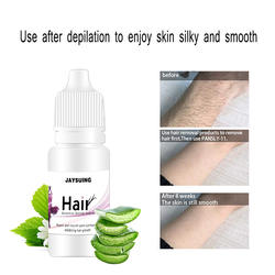 Удаление волос ингибитор сыворотка масло спрей от безболезненного лечения распыляемая жидкость удаление волос Удаление воска