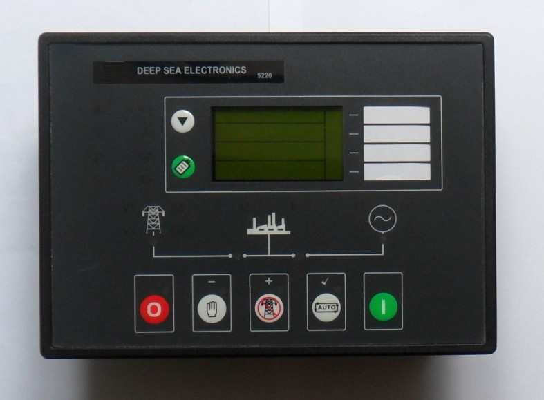 Deep Sea electronic Generator Controller, 5220 Automatic Engine Control Module electronic damping force controller
