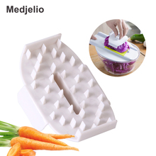 Finger Guard Protect Hand Not To Hurt Cut ABS Hand Protector Knife Cutting Graters Peelers Zesters Kitchen Accessories Tools