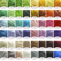 Free shipping 1set 56 colors wool felt a top of 560G