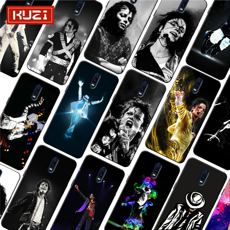 michael jackson singer Legend Star dance Music Soft Silicone Phone Case for font b oneplus b