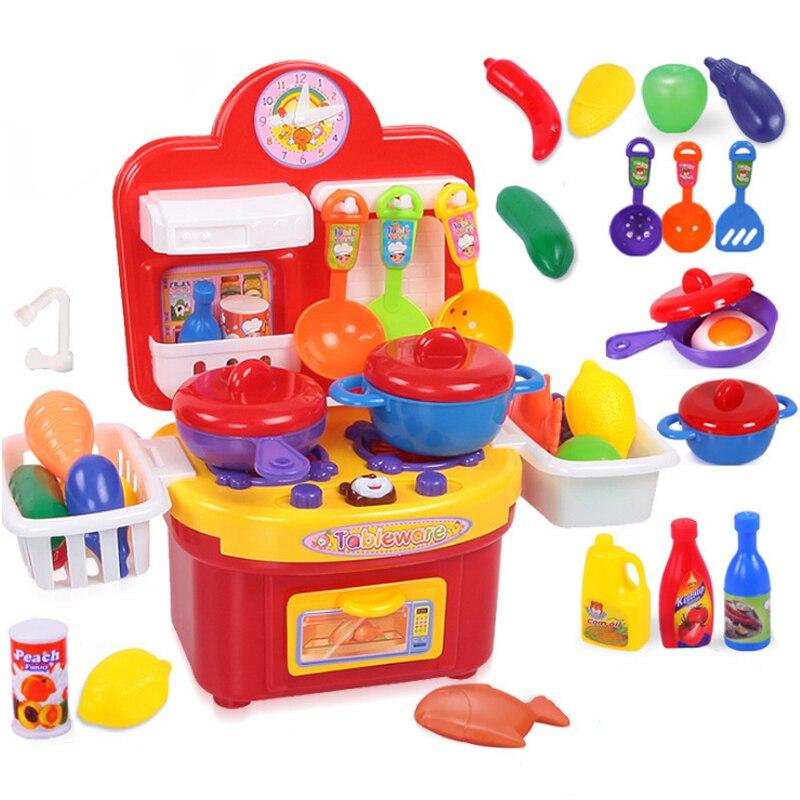 Red Play Kitchen Set popular corner kitchen set-buy cheap corner kitchen set lots from
