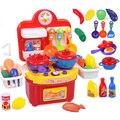 Kraft garoto Final do Jogo de Canto Da Cozinha com Luzes & Sons, vermelho, rosa brinquedos de cozinha crianças conjunto de cozinha