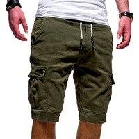 Pantalones cortos con cordón 1