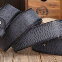 High Quality Casual Leather Belt For Men