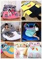 1 unids profesional Anime character soft sofá colchón de la cama en una bolsa de vacío a través de EMS.