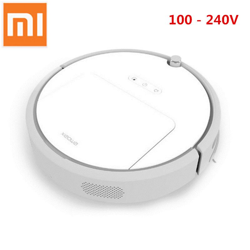 Original Xiaomi Mijia Xiaowa Smart Robot Vacuum Cleaner Automatic Intelligent Planned Cleaning recharging App Remote Control