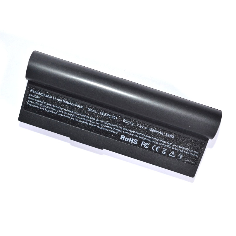 10400mAh for Asus Laptop battery Eee PC 901 1000 1000H 904 1000HA 1000HE 904HD AL23-901 870AAQ159571 AL22-901 AP23-901