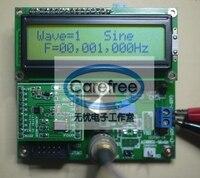 AD9833 DDS Signal Generator Sinusoidal Square Wave Triangular Wave Signal Source