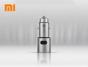 Image 2 - オリジナル xiaomi QC3.0 車の充電器 xiaomi 5 V/3A デュアル Usb 急速充電器 9 V/2A 12 V/ 1.5A mi クイック車の充電器 + 2A Magcle ケーブル