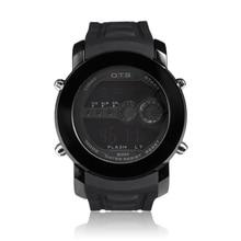 Multifunctional Men Male Outdoor Running Hiking Digital Wrist Watch 6355 Type Fashionable Rubber Strap Watch Easy Match relogio