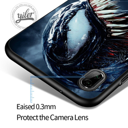 Venom For Fundas iPhone XS Max Shell Cover For Case iPhone 8 Plus XR Coque for Case iPhone 5 5S 6 7 8 Plus SE X XR Phone Cover 4