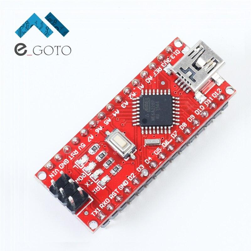 ヾ ^ ノatmega p nano v ᗕ r controller board mini