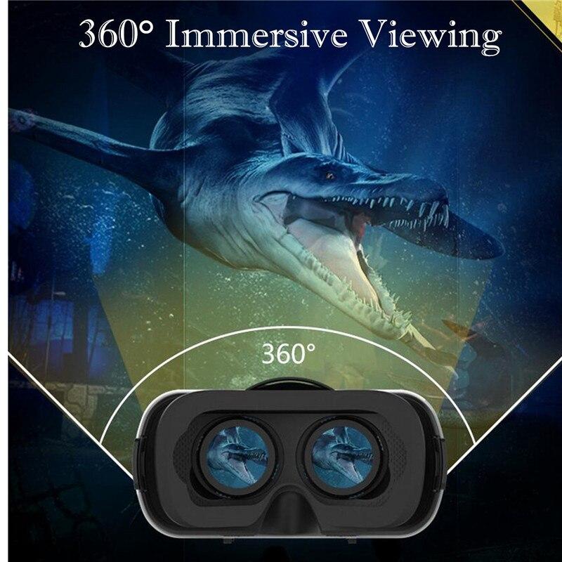 VR Casque Boîte Lunettes de Réalité Virtuelle pour Sony LG Lenovo regarder Des Films en 3D Vidéo Jeux VR Lunettes Virtuel 3D Lunettes visualisation
