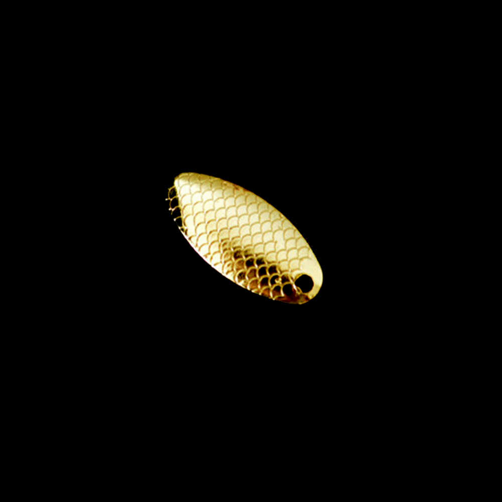 Peche 1 PC ปลาเทราท์ช้อนเหยื่อตกปลา Wobblers Sequins โลหะ JIG MINI Lure ไม่มีตะขอสำหรับปลาคาร์พตกปลา Topwater pesca Isca