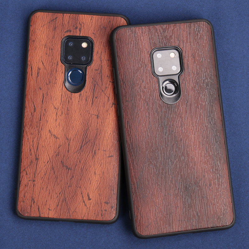Phone Case For Huawei Mate 9 10 20 lite P10 P20 lite Pro Case Wood texture Soft Cover For huawei Honor 8 8X 9 10 Nova 3i Capa