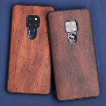 Чехол для телефона для huawei Коврики 9 10 20 lite P10 P20 lite Pro Чехол текстуры древесины мягкий чехол для huawei Honor 8 8X9 10 Nova 3i Капа