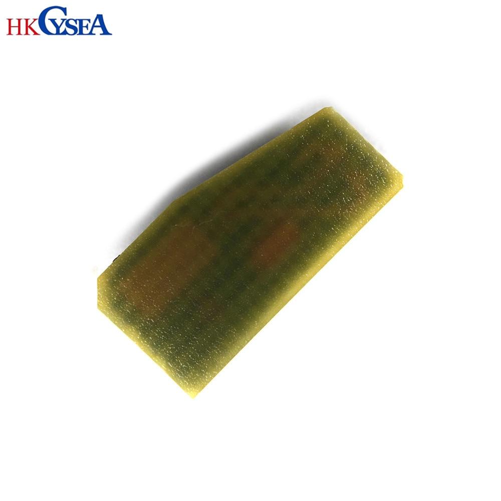 Hkcysea 3 шт./лот, высокое качество! ID20 (T5) Керамика пустой чип автомобиль транспондера T5 с PCB ключ новая программа Утерянные ключи
