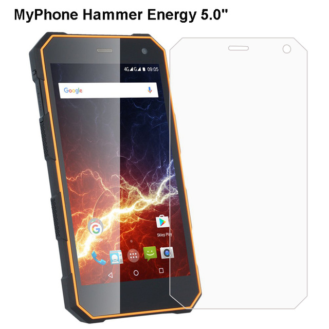Tempered Glass For myPhone Hammer Energy Phone Screen Protector Protective  Film For myPhone Hammer Energy Phone Glass Film 1PCS f7fc66c18a7