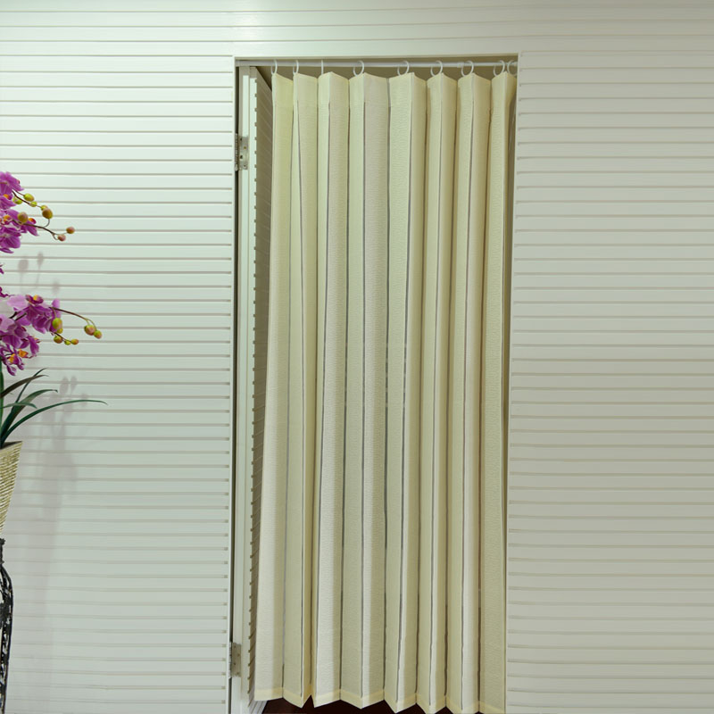 Plain cloth fabric blinds japanese style door decoration curtains long shutter curtain highly customize 140*180cm white black-in Blinds Shades u0026 Shutters ... & Plain cloth fabric blinds japanese style door decoration curtains ...