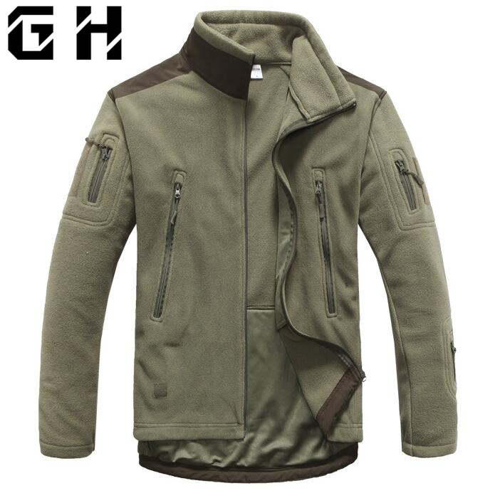 Dropshipping Military Tactical Jacket Men Coat Hooded Army Camo Clothing