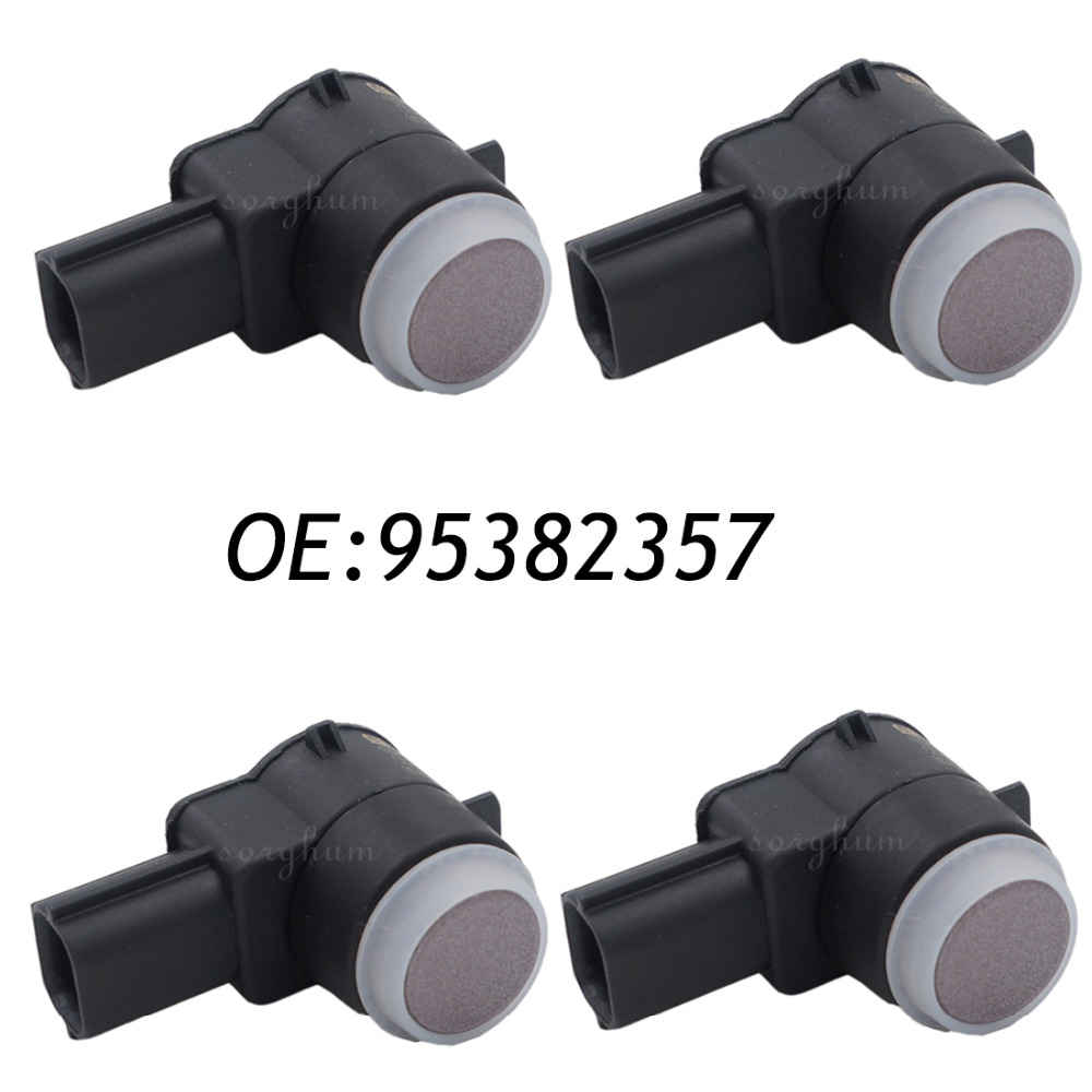 4PCS PDC Ultrasonic Parking Sensor Parktronic For GM 95382357 0263023683 new 4pcs original parking sensor brand 25994 cm10d ultrasonic pdc sensor for nissan infiniti g20 fx50 25994 cm13e