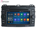 Quad Core Android 5.1 Car DVD For TOYOTA PRADO 2002 2003 2004 2005 2006 2007 2008 2009 With 16 GB Flah Mirror Link