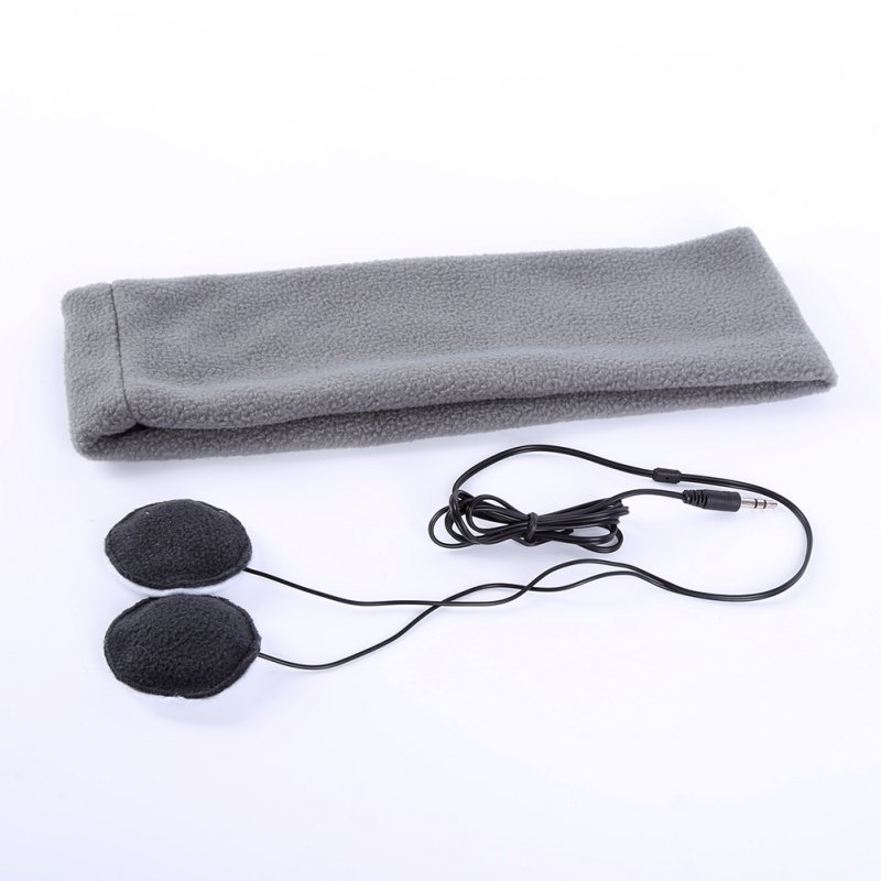 Sleeping Blinder Headphone Sport Headband Headset Anti snore