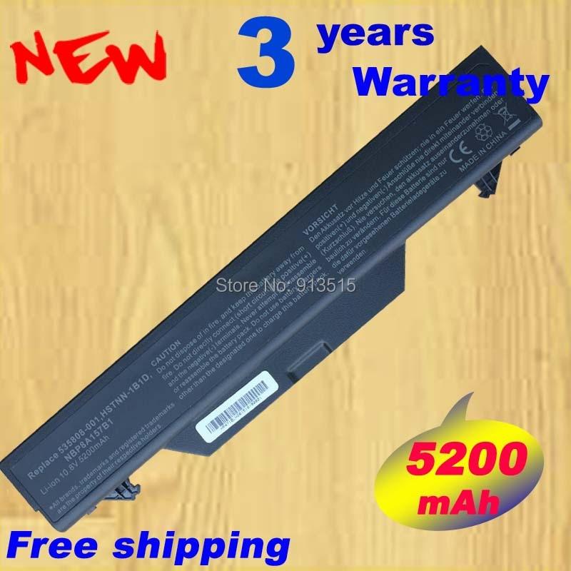 Laptop Battery For HP ProBook 4510 4510s 4515s 4710s HSTNN-IB89 HSTNN-OB89 NZ375AA