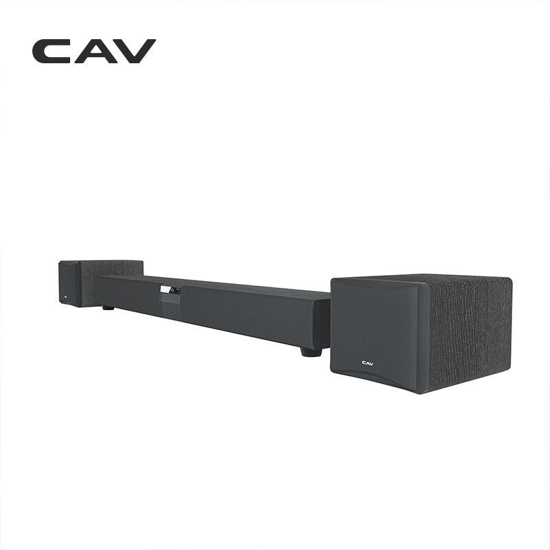 CAV TM1120 Barra de sonido de audio de TV casa eco pared 5,1 altavoz DTS surround Bluetooth inalámbrico de cine en casa