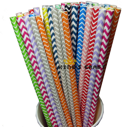 Party Wedding Favors Colorful Paper Straws, Drinking Straw, Striped Party Straws, Straw Drinking Free Shipping