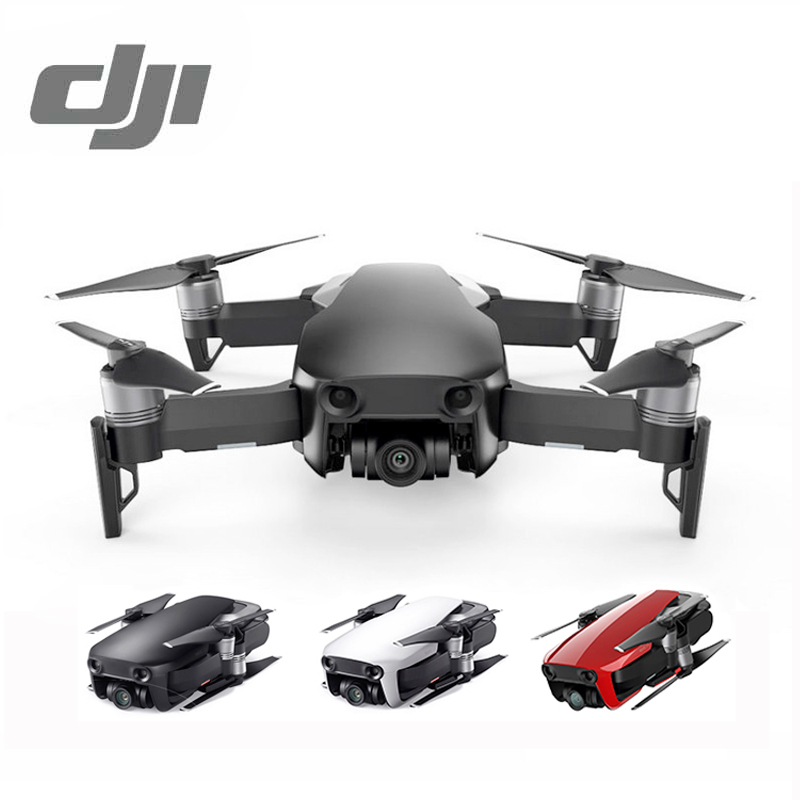 DJI MAVIC aire Drone 3 eje cardán con 4 K Cámara 32MP esfera Panoramas RC helicóptero negro rojo blanco (en la acción)