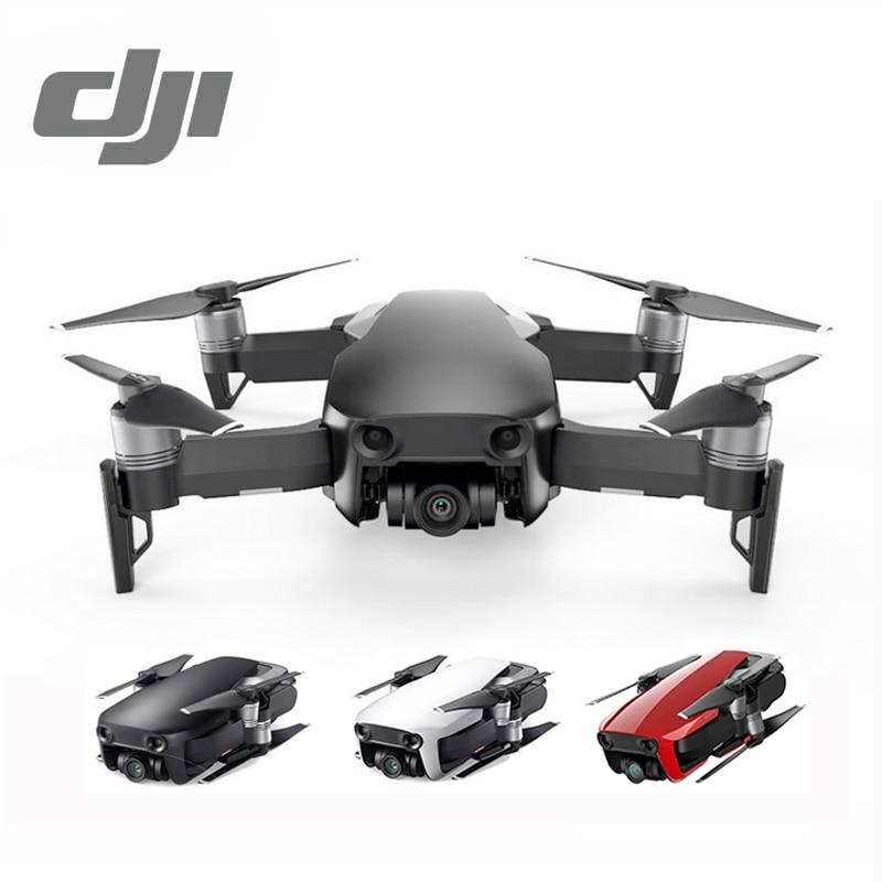 DJI MAVIC AIR Drone Cardan à 3 Axes avec 4 k Caméra 32MP Sphère Panoramas RC Hélicoptère Noir Rouge Blanc (en Stock)