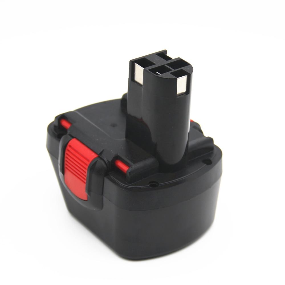 For Bosch 12V 2000mah PSR 1200 Rechargeable Battery GSR 12V 2.0AH AHS GSB GSR 12 VE-2 BAT043 BAT045 BAT046 BAT049 BAT120 BAT139