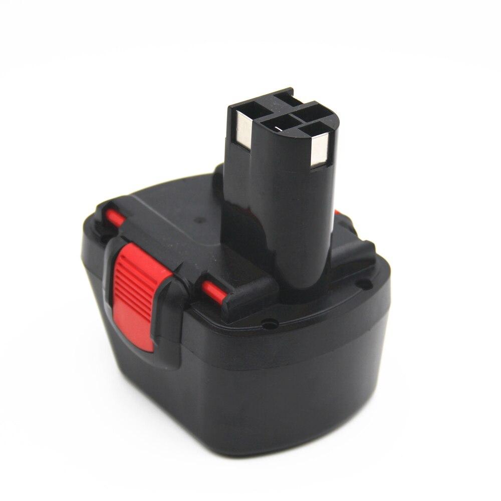 Pour Bosch 12 V 2000 mah RP 1200 batterie Rechargeable GSR 12 V 2.0AH PAPA GSB GSR 12 VE-2 BAT043 BAT045 BAT046 BAT049 BAT120 BAT139