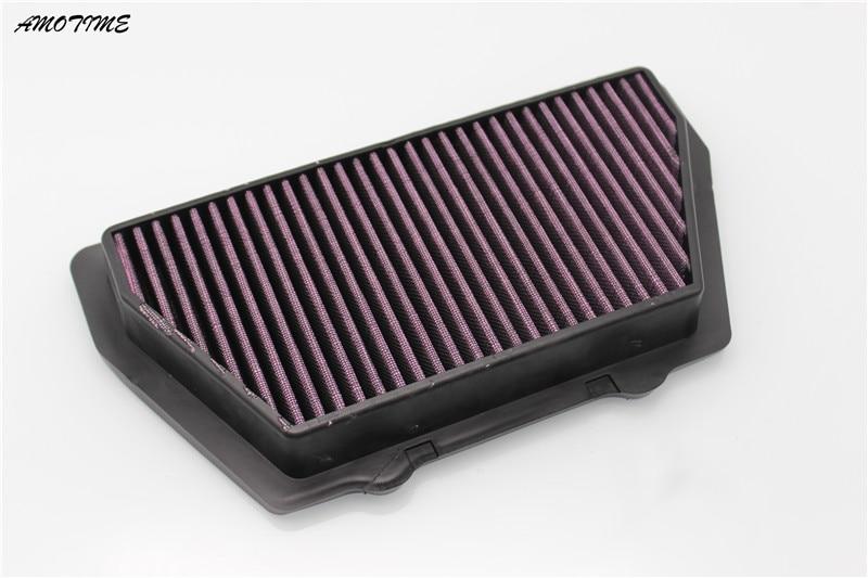 Air Filter Cleaner Intake para Honda Fit CBR1000RR 1000RR CBR1000 CBR RR 2008-2016 09 10 11 12 13 14 Bicicleta Da Rua Da motocicleta