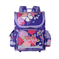 2017 School Bag Orthopedic Girls Princess Children School Bags Butterfly the First Monster High School Backpack Mochila Infantil