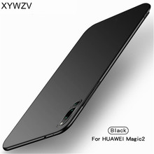 все цены на Huawei Mate 20 X Case Silm Luxury Ultra-Thin Smooth Hard PC Phone Case For Huawei Mate 20 X Back Cover For Huawei Mate 20X Shell онлайн