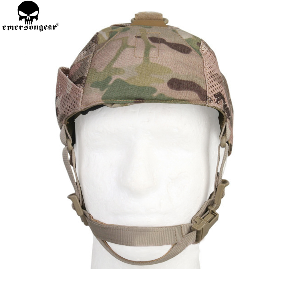 EMERSONGEAR CP Style Night Cap With Pad Adjustable Emerson Wargame Hook &Loop Combat Gear Accessory Headwear Multicam EM8732