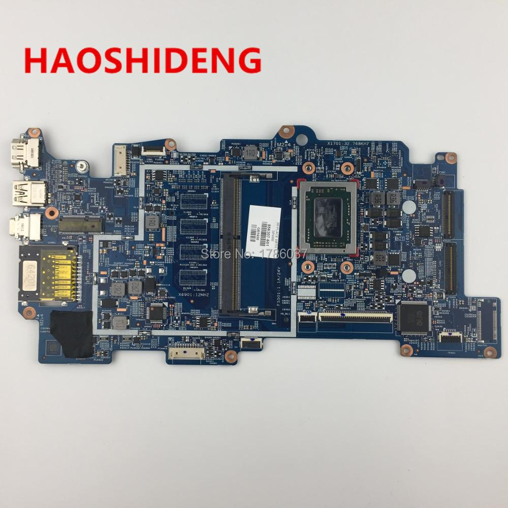 856307-601 for HP ENVY X360 CONVERTIBLE 15Z-AR M6-AR Series motherboard with FX-9800P cpu.All fully Tested ! блок питания topon top hp120 19 5v 6 15a 4 5x3 0mm 120w для hp envy 15 17 dell xps 15 asus ux501 rog g501 msi cx62 series