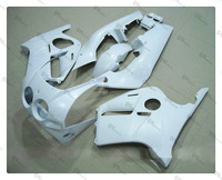 Motorcycle ABS Unpainted White Fairing Kit For Honda CBR250RR CBR 250RR MC19+ 4 Gift