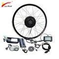 36В 500 Вт комплект для переоборудования электрического велосипеда передний задний двигатель без батареи S900LCD дисплей бесщеточный концентра...