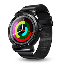 K88H Plus Smart Watch IOS Android Heart Rate Monitor Watch IPS Round Screen amazfit bip watch smartwatch IP68 цена в Москве и Питере